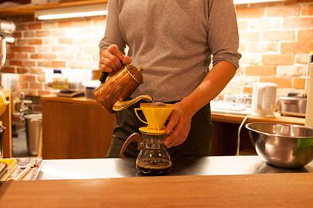 11/15から3日間コーヒー全品半額セール