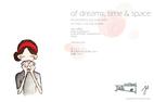 『of dreams, time & space』 Jodi Sam painting exhibiton