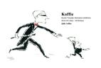Koichi Terasaka illustration exhbbition 「Koffie」