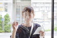 『花に聞く』長谷川洋子展 2018年5月3日(木-祝)~31日(木)