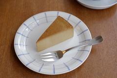 『モカチーズケーキ』